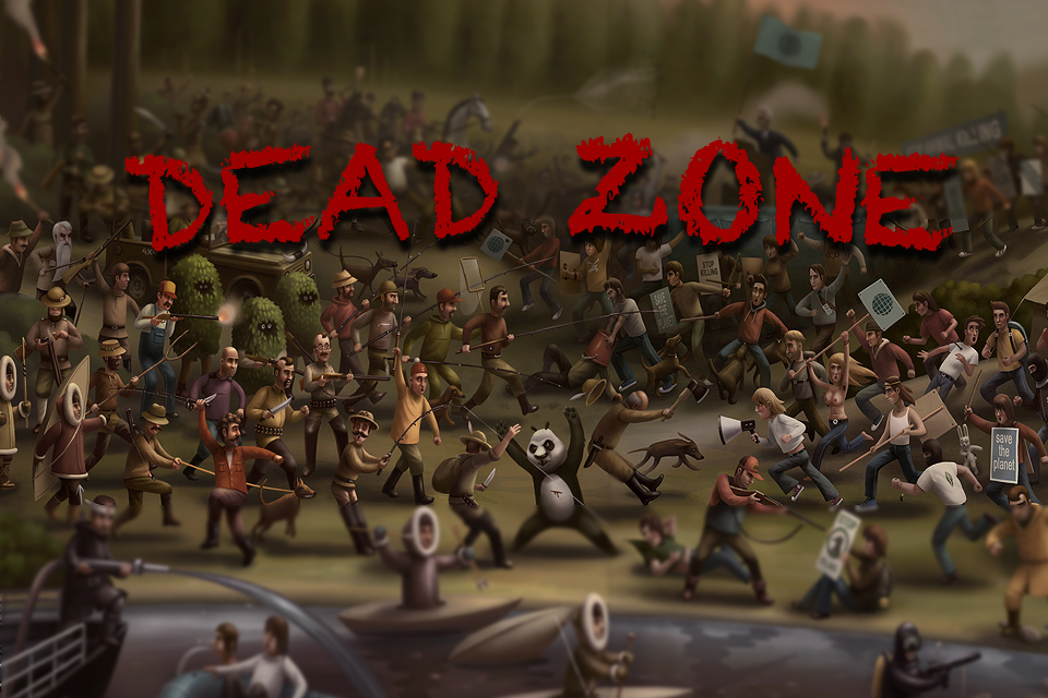 Screenshot DeadZone X