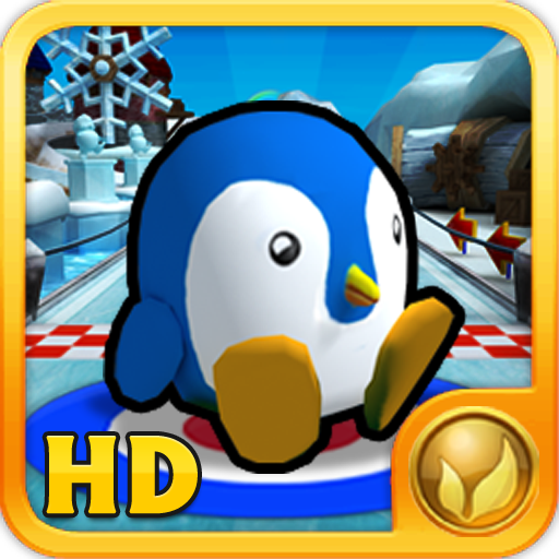Ice Penguin 3D iOS